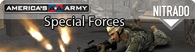 prepaid Americas Army 2.5 Assist Gameserver