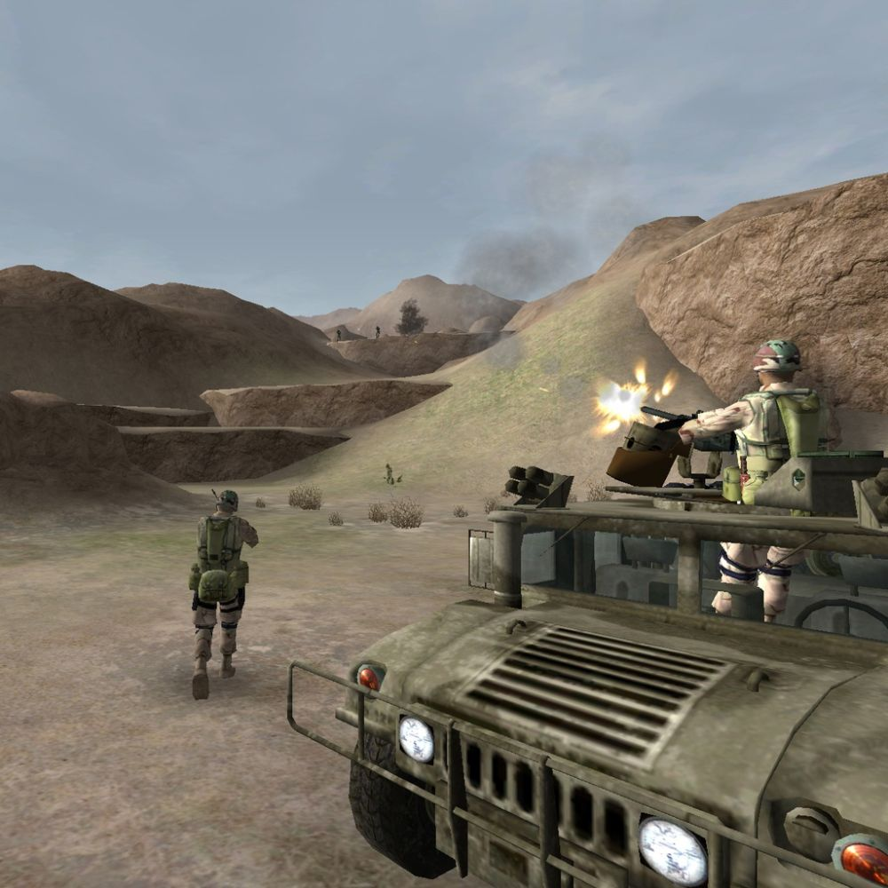 Americas Army 2.5 Assist Screenshot-4