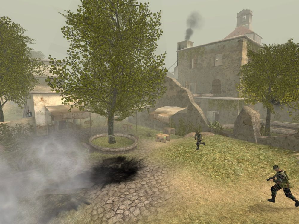 Americas Army 2.5 Assist Screenshot-5
