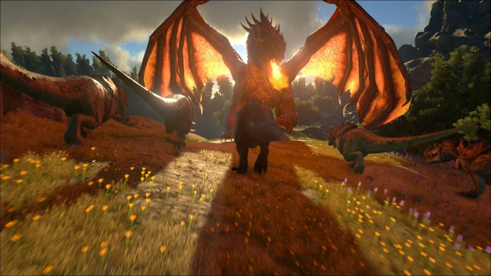 ARK: Survival Evolved Screenshot-7