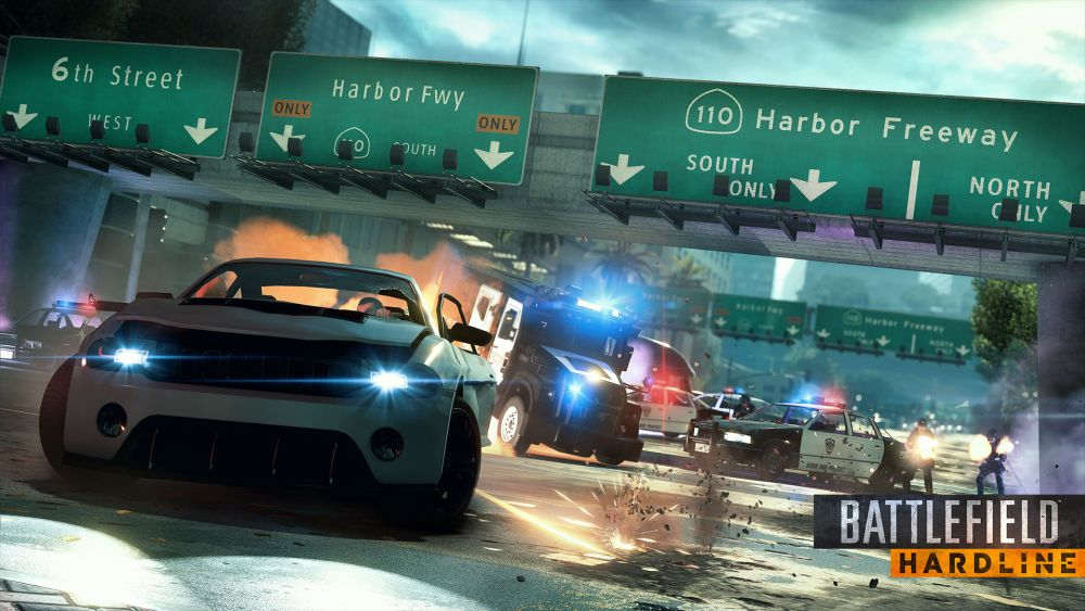 Battlefield Hardline Screenshot-1