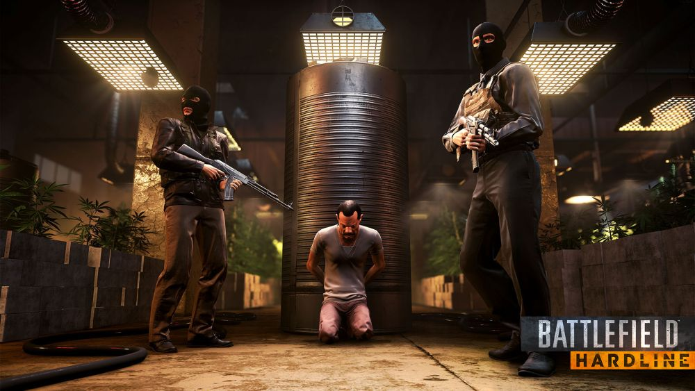 Battlefield Hardline Screenshot-3