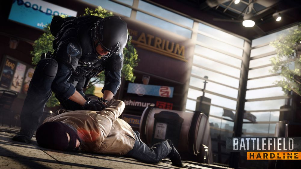 Battlefield Hardline Screenshot-4
