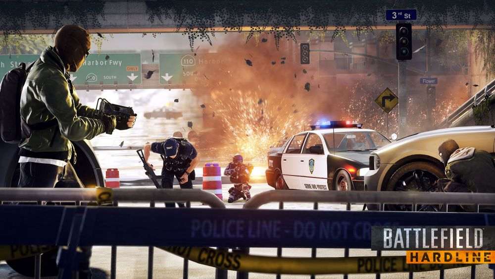 Battlefield Hardline Screenshot-5