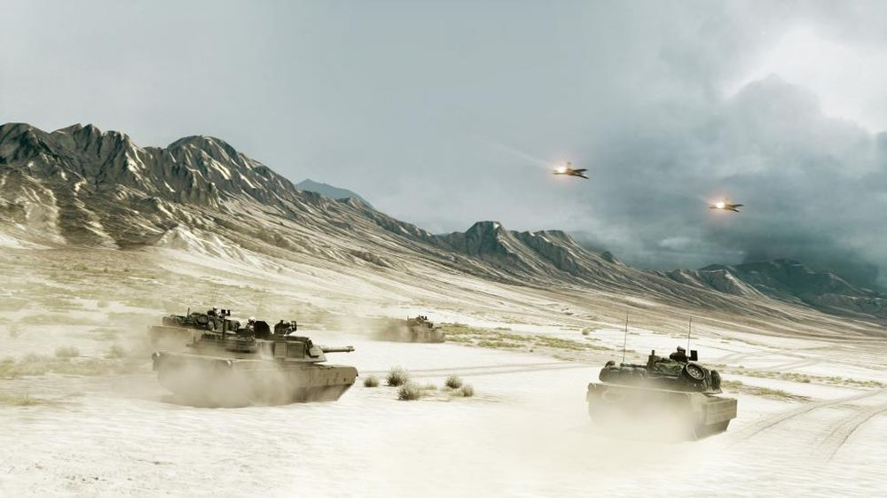 Battlefield 3 Screenshot-2