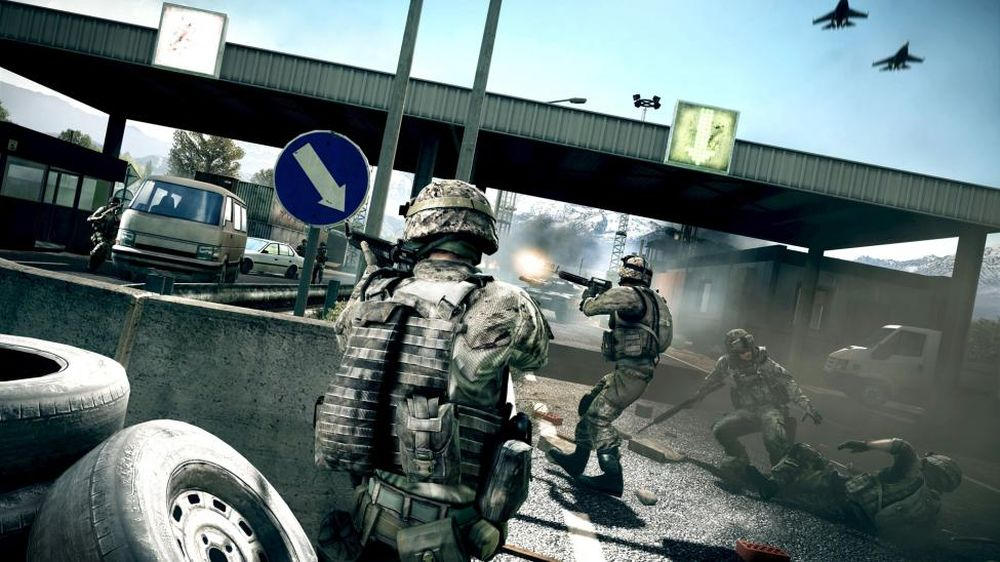 Battlefield 3 Screenshot-4