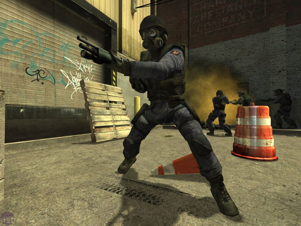 Counter Strike: Source Screenshot-2