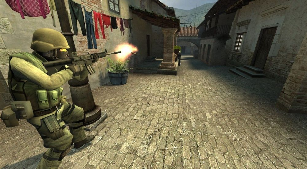 Counter Strike: Source Screenshot-3