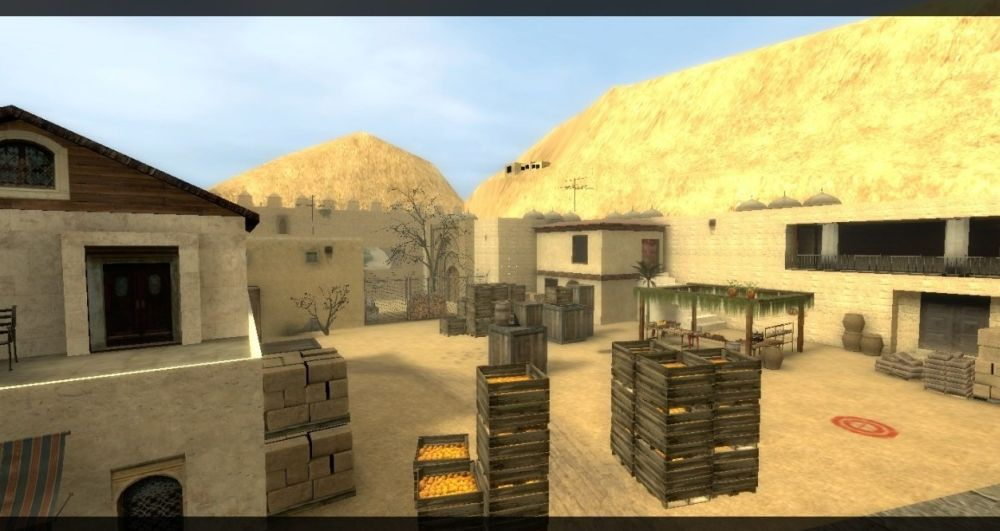 Counter Strike: Source Screenshot-4