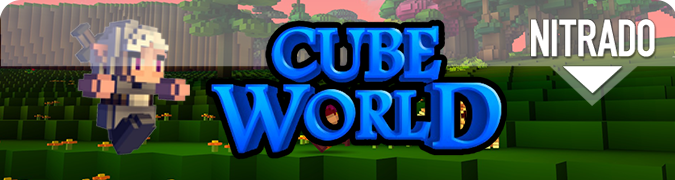 Cube World Gameserver mieten