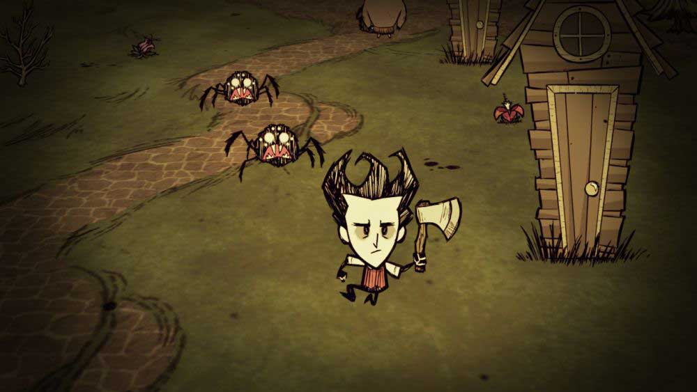 Don't Starve Together Screenshot-5