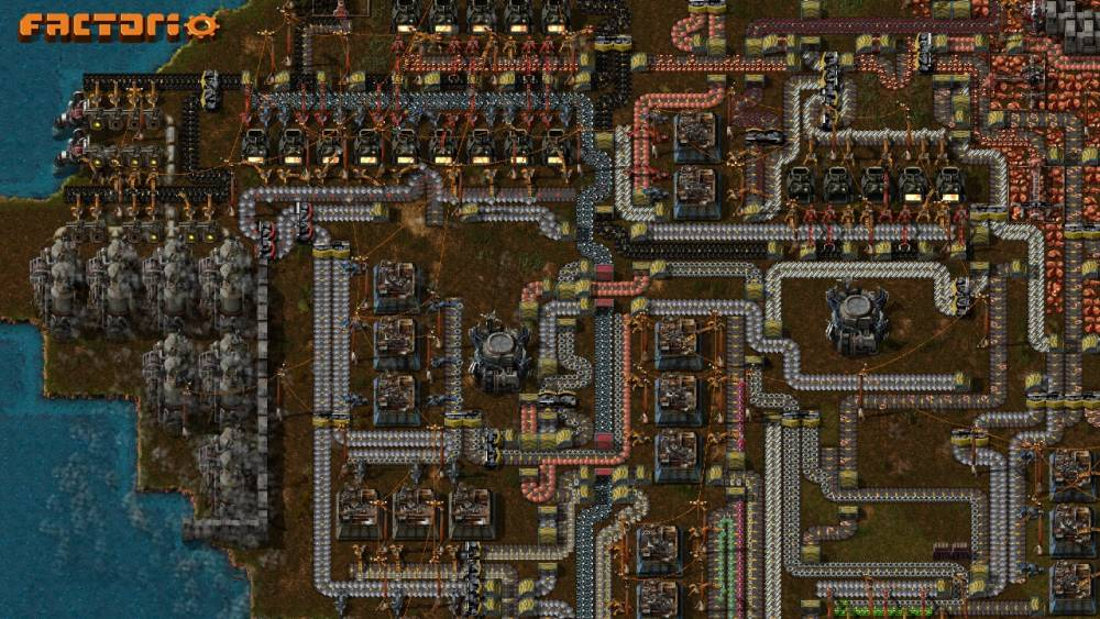 Factorio rent game server | nitrado.net