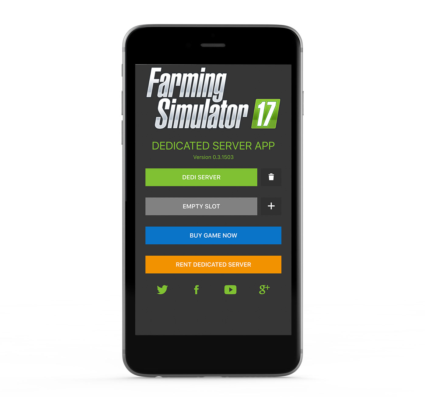 Farming Simulator Mobile App Screenshot-1