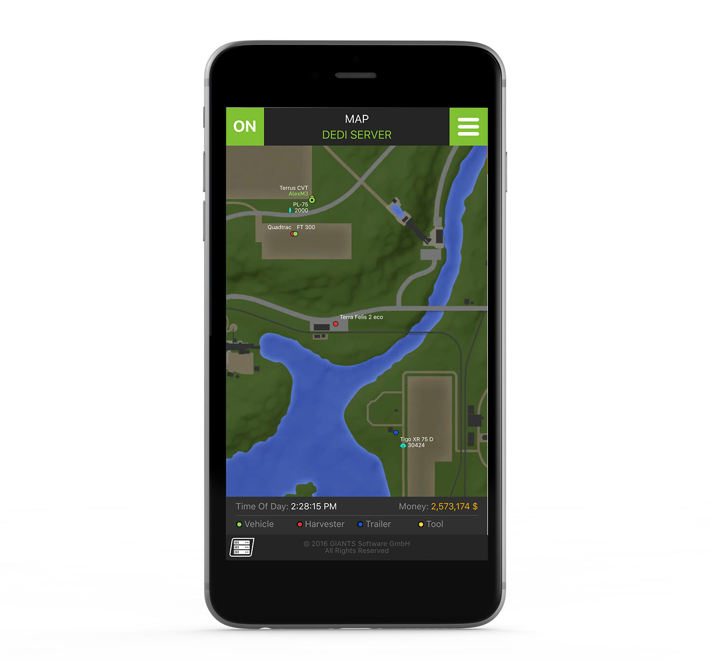 Farming Simulator Mobile App Screenshot-5