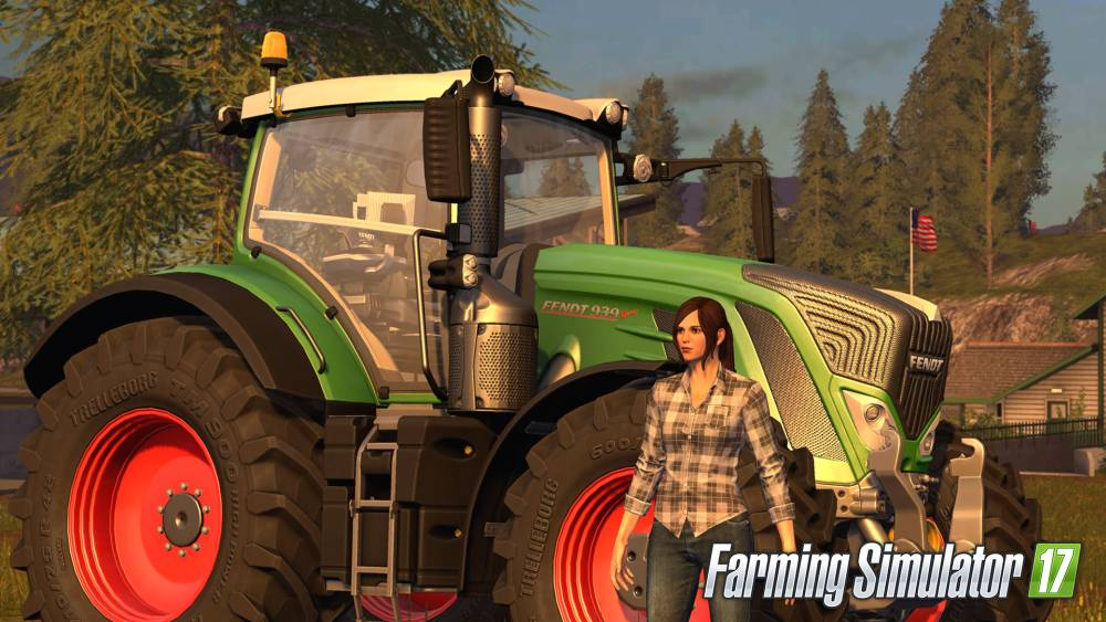 Farming Simulator 17 Screenshot-4