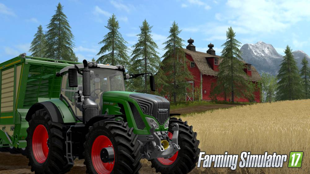 Farming Simulator 17 rent game server | nitrado net