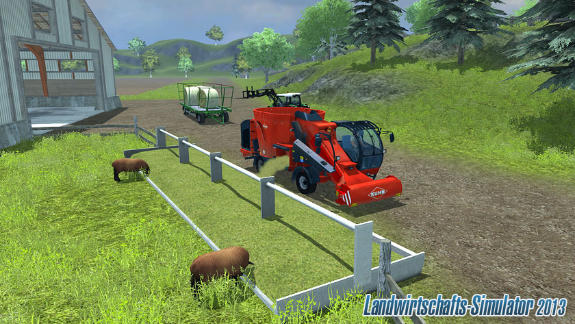 Farming Simulator 2013 rent game server | nitrado net