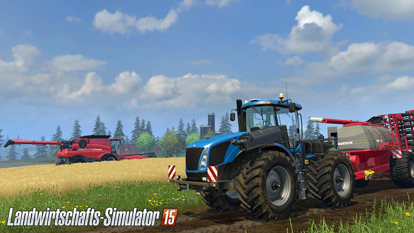 Farming Simulator 2015 Screenshot-1