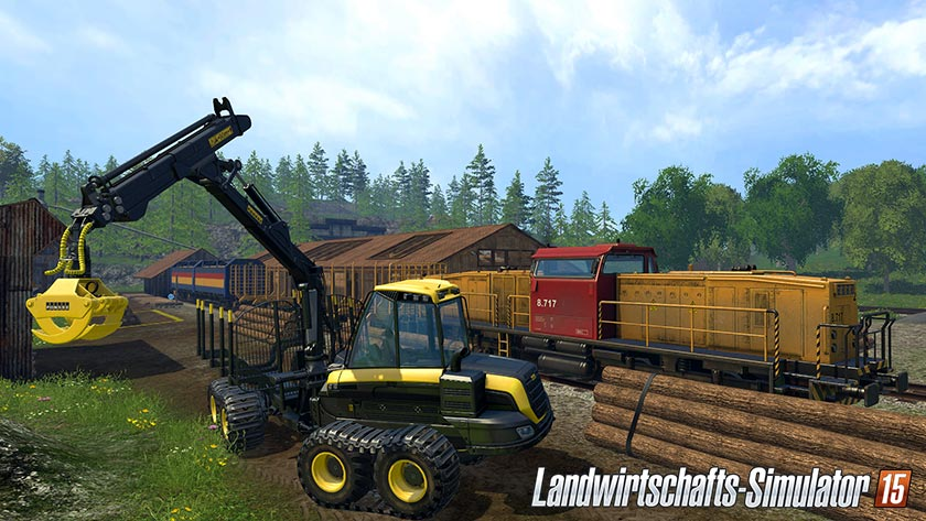 Farming Simulator 2015 Screenshot-2