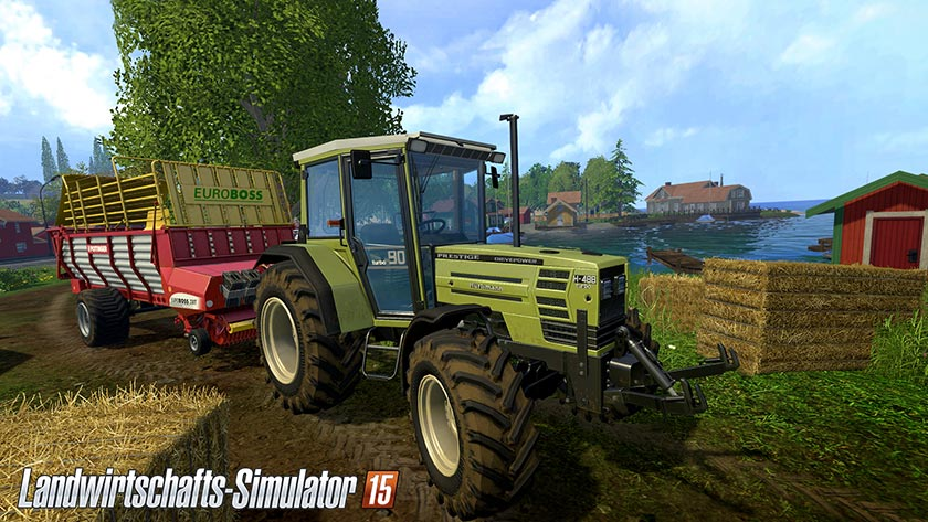 Farming Simulator 2015 Screenshot-3