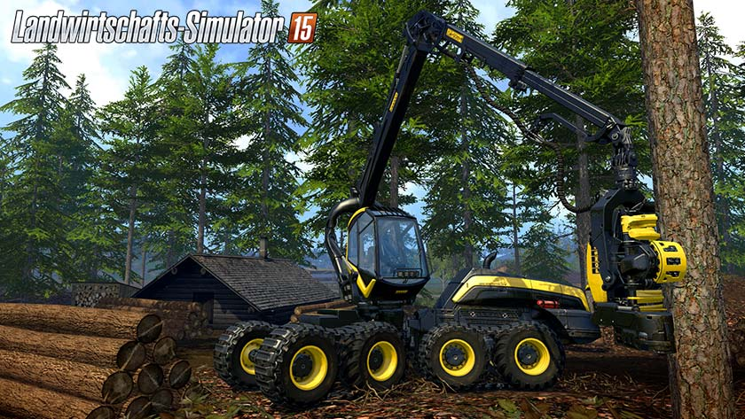Farming Simulator 2015 Screenshot-4