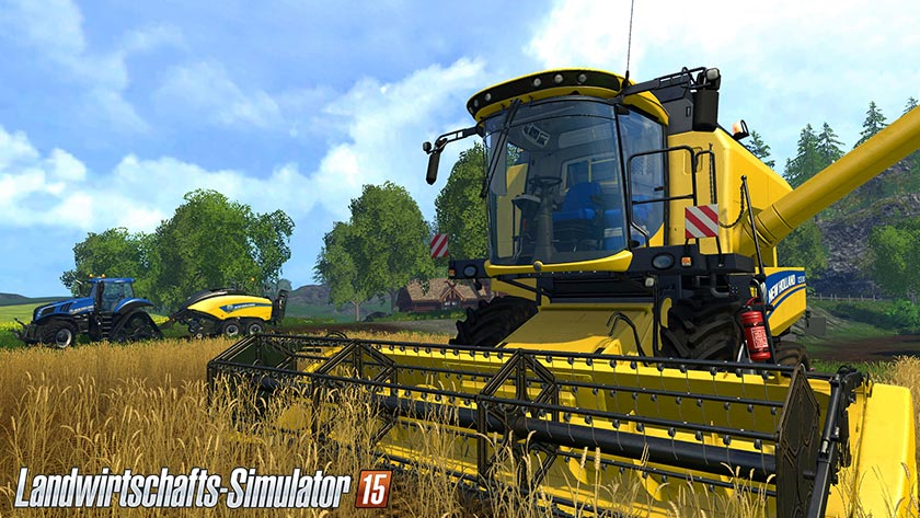 Farming Simulator 2015 Screenshot-5