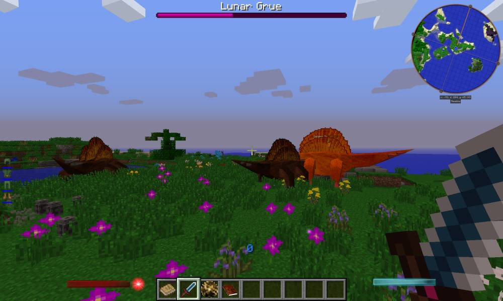 Minecraft: Hexx Reloaded (Technic Platform) Screenshot-3
