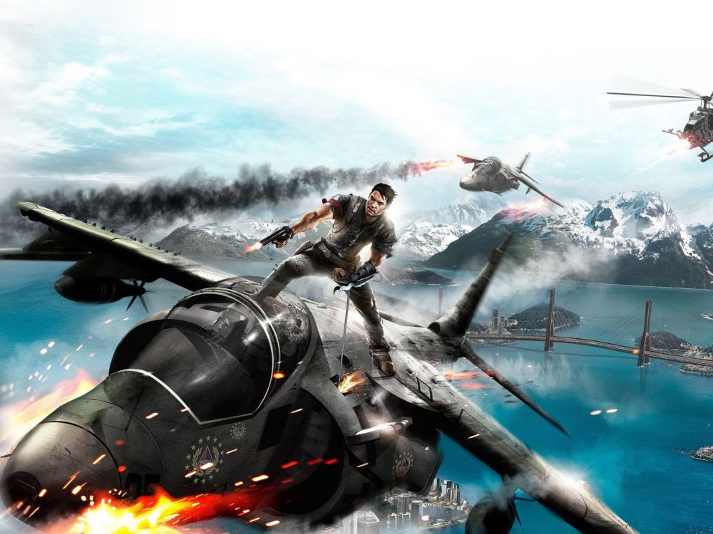 Just Cause 2 Screenshot-2