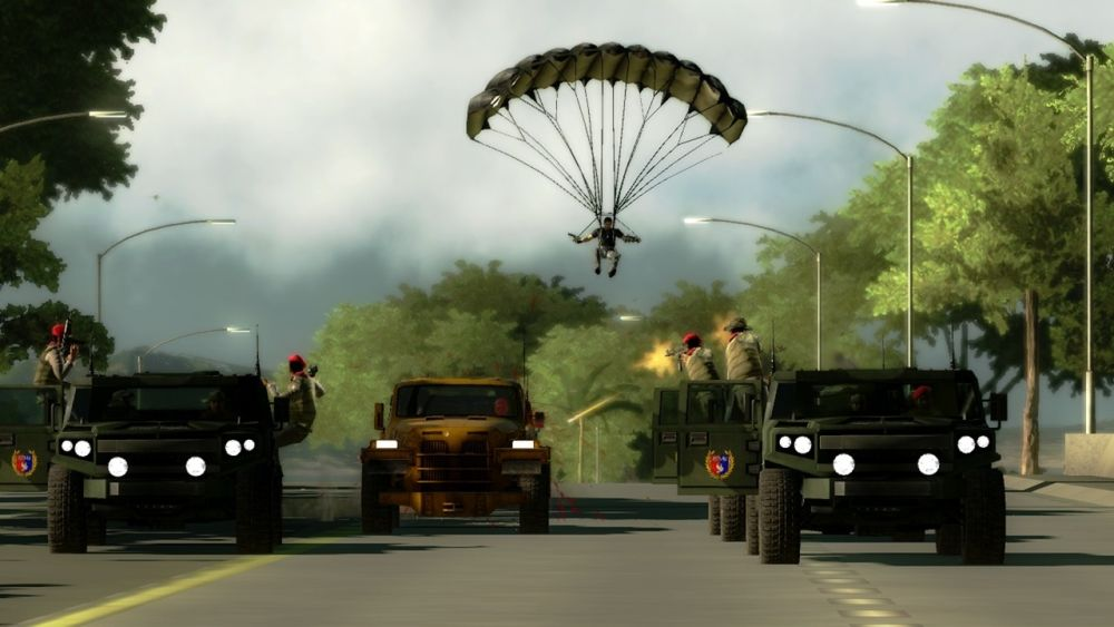 Just Cause 2 Screenshot-3