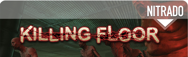 prepaid Killing Floor Gameserver