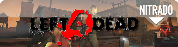 prepaid Left 4 Dead Gameserver