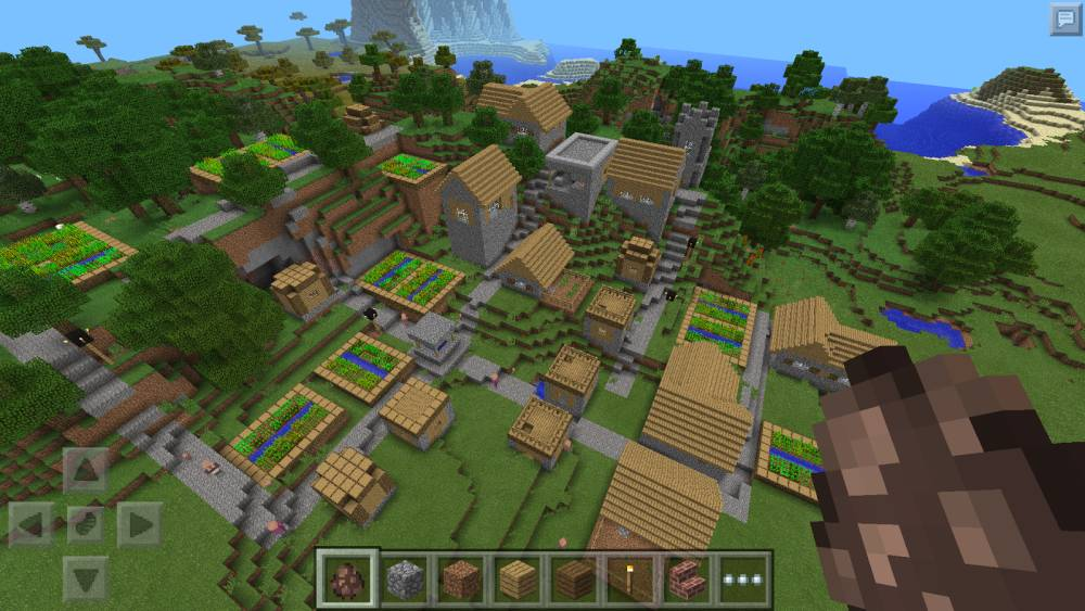 Minecraft (Pocket Edition) Screenshot-2