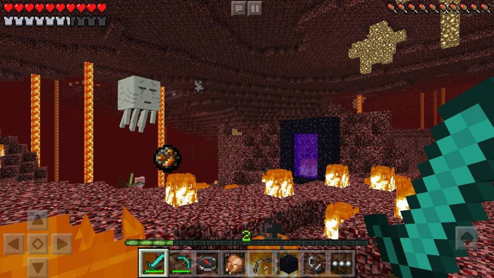 Minecraft (Pocket Edition) Screenshot-5