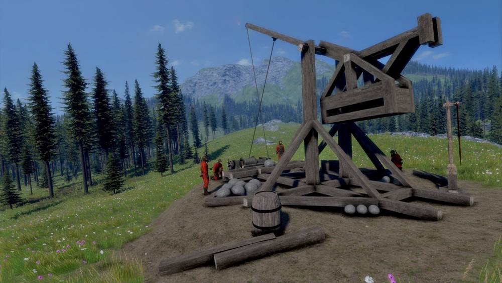 Medieval Engineers rent game server | nitrado net