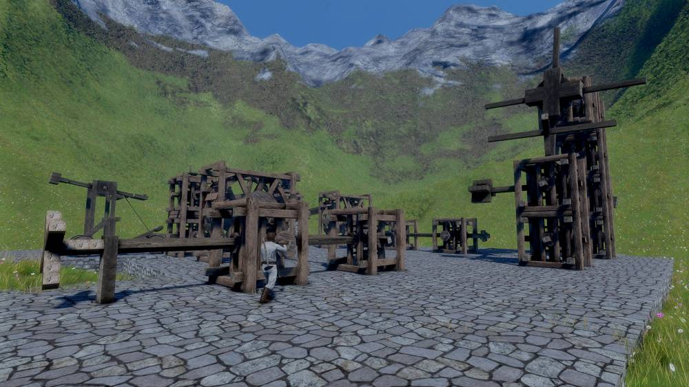 Medieval Engineers Screenshot-5