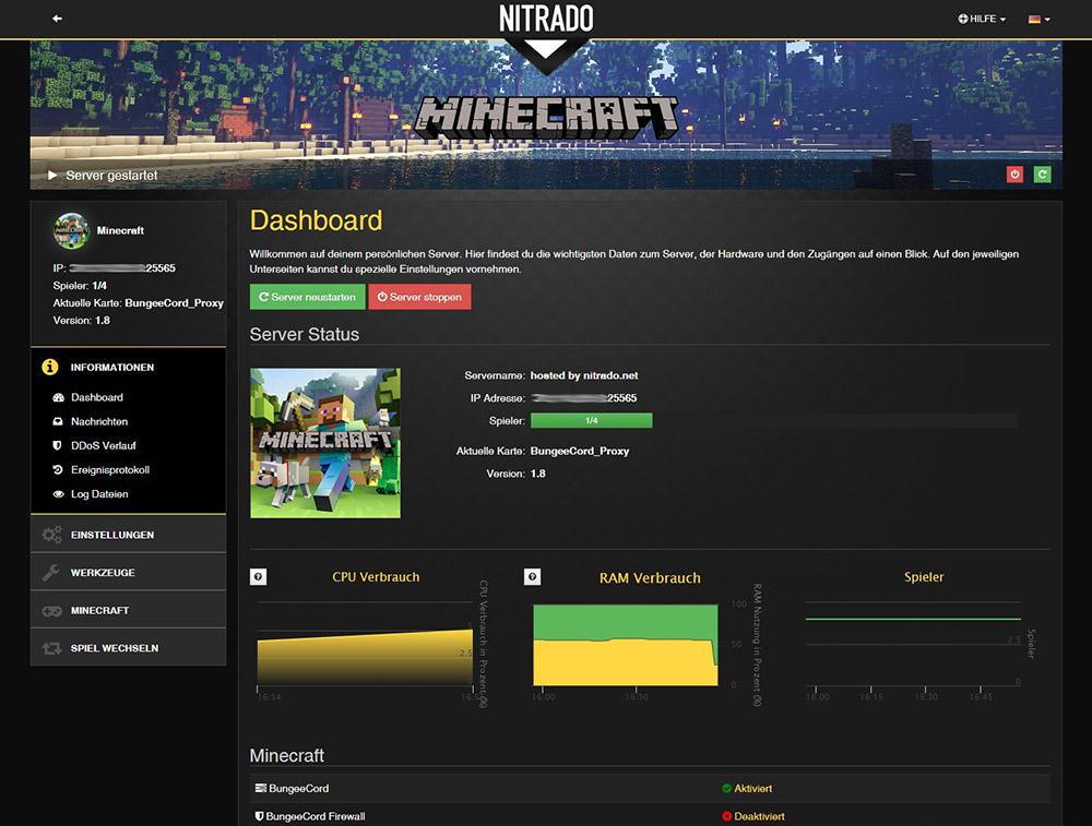 Minecraft Tekkit Lite Technic Platform Gameserver Mieten Nitradonet - Eigenen minecraft server erstellen nitrado