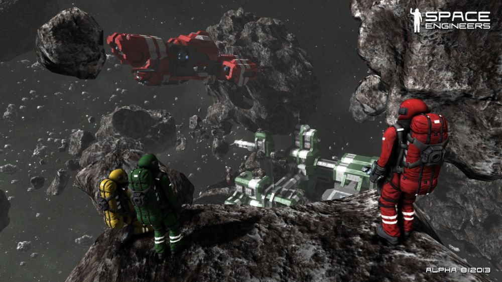 Space Engineers Screenshot-1