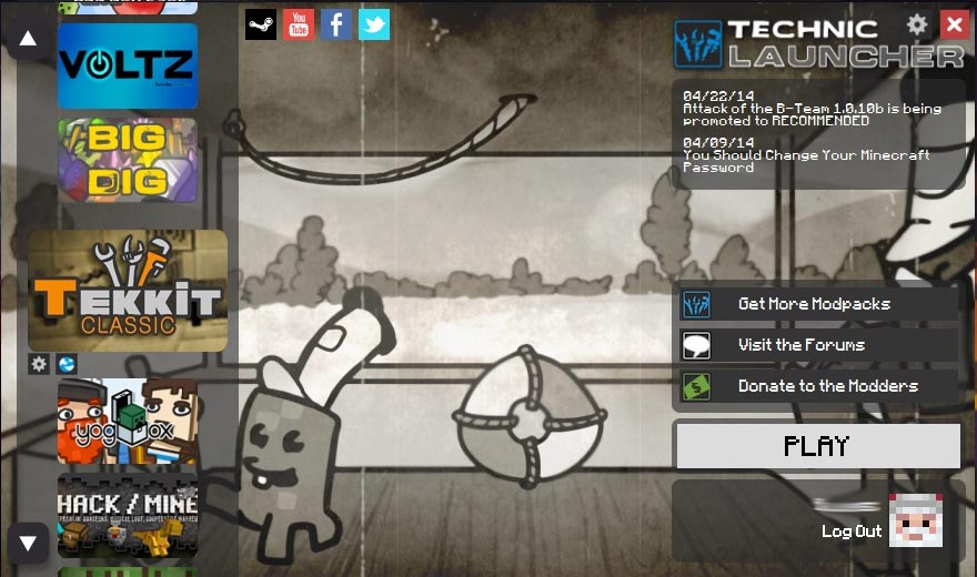 Technic Platform Screenshot 5