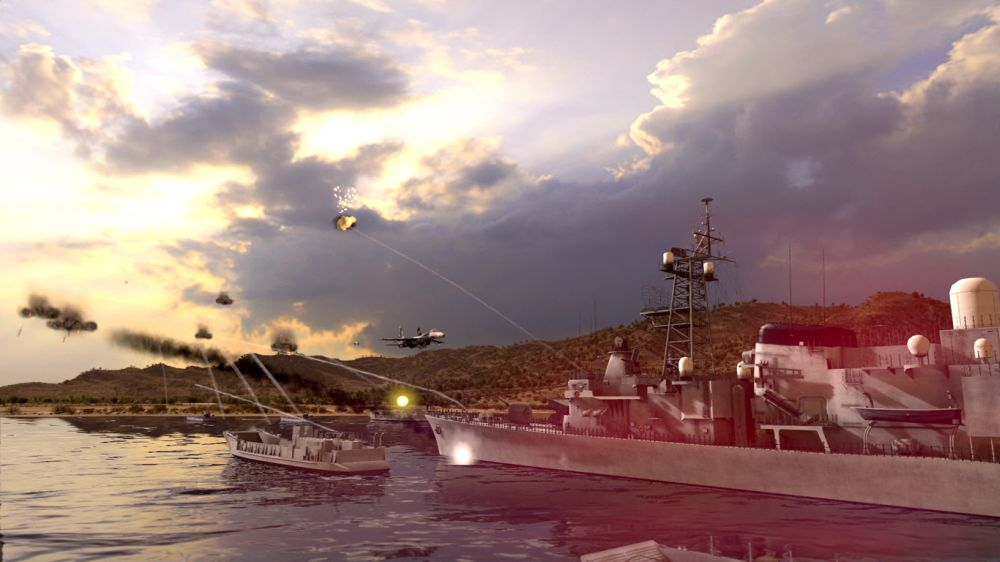 Wargame Red Dragon Screenshot-3