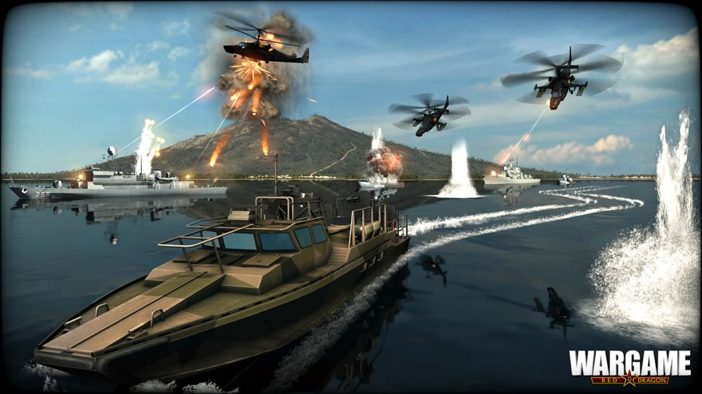 Wargame Red Dragon Screenshot-7