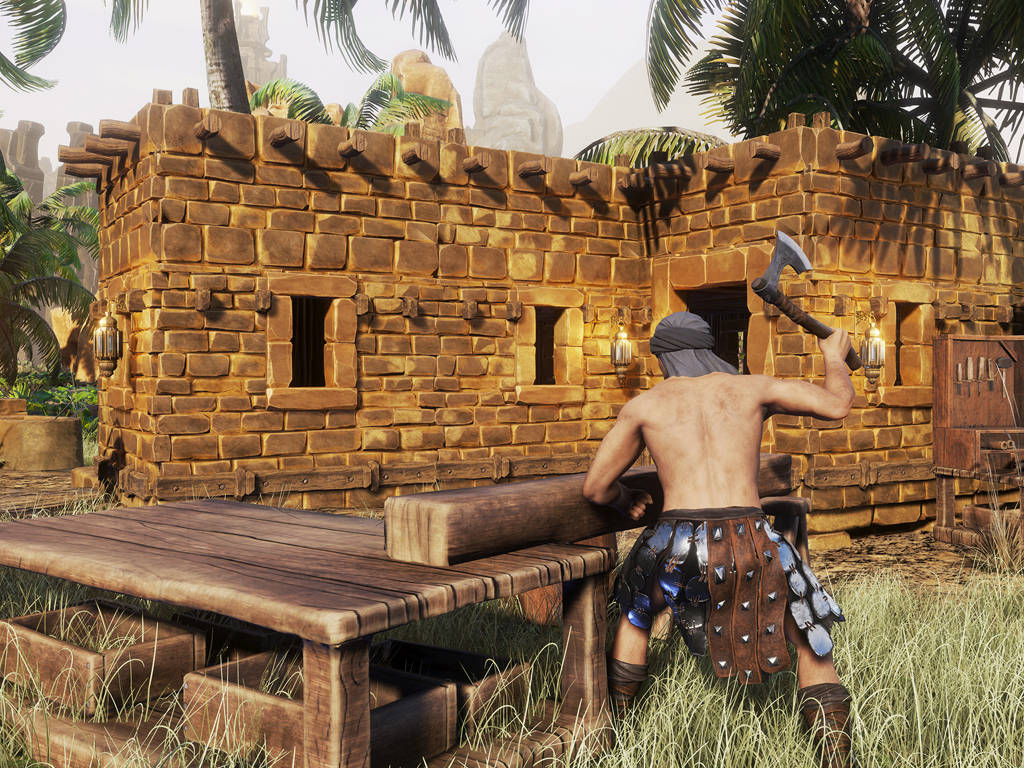 Rent a Conan Exiles server from Nitrado | nitrado net